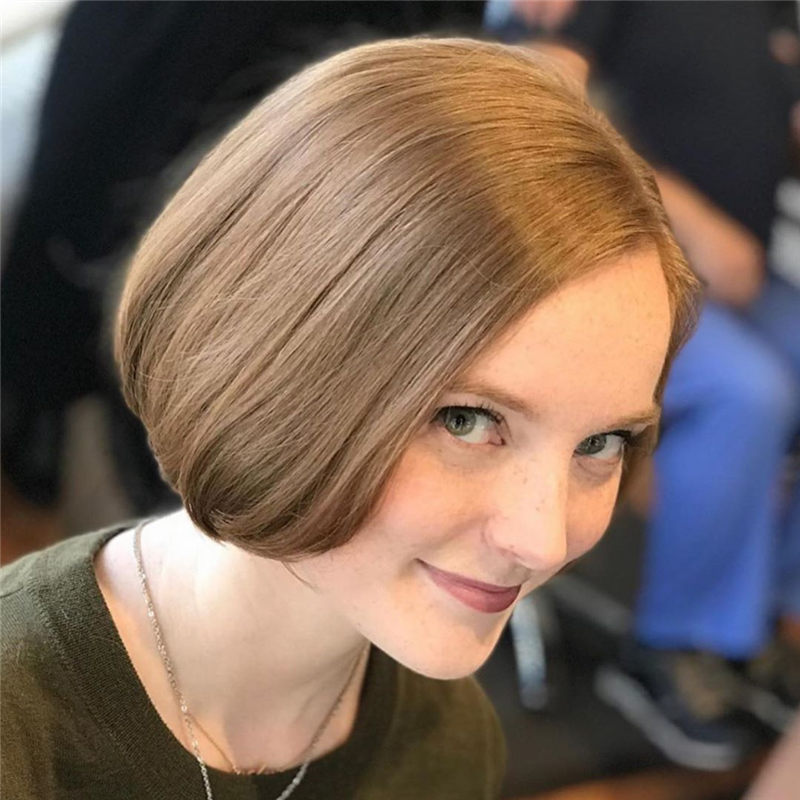 Best Short Haircuts to Inspire Your Prom Look-25