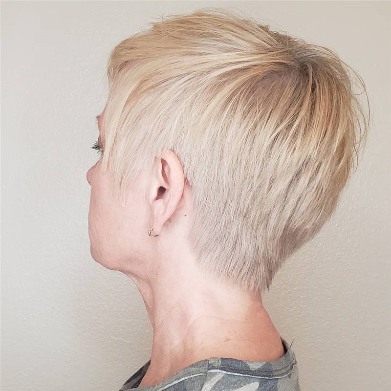 Best Short Haircuts to Inspire Your Prom Look-28