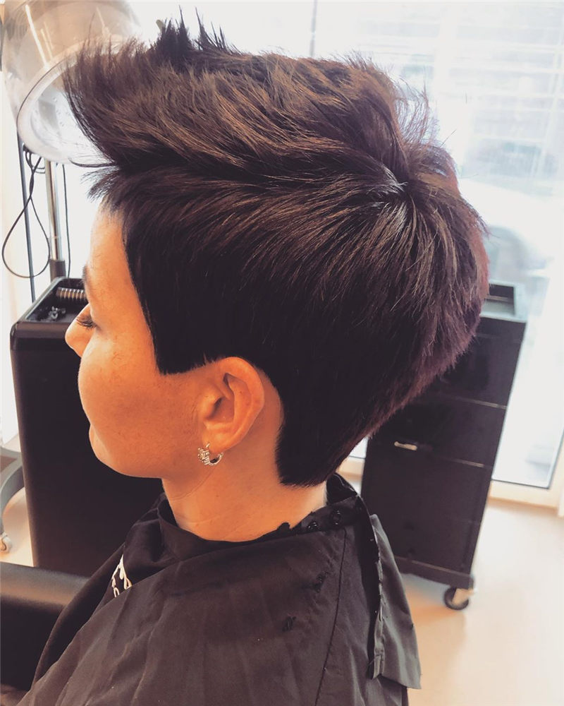 Best Short Haircuts to Inspire Your Prom Look-34