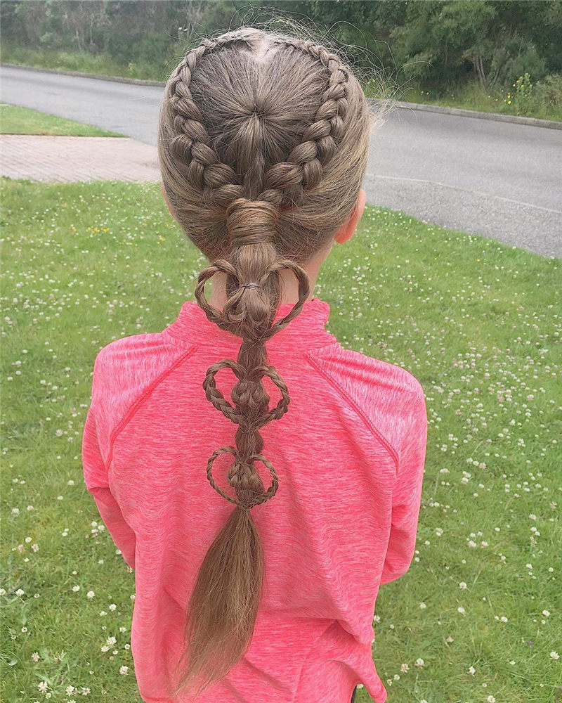 Best Valentine's Day Hairstyles For Girls for Whatever You Have Planned-01