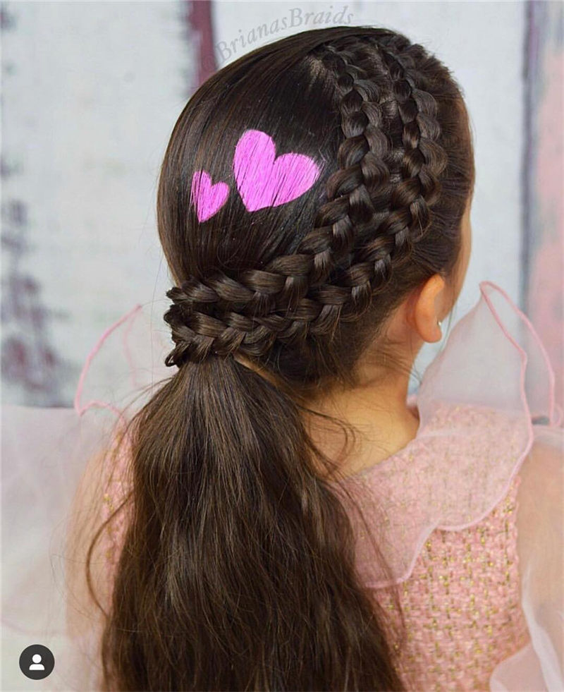Best Valentine's Day Hairstyles For Girls for Whatever You Have Planned-34