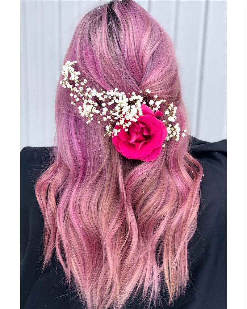 Best Valentine's Day Hairstyles For Girls for Whatever You Have Planned-36