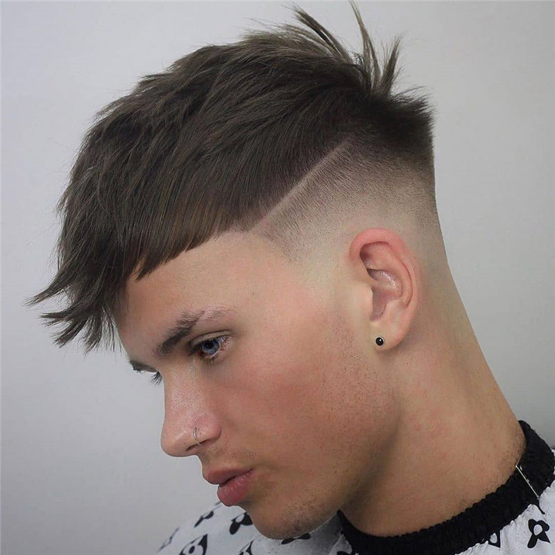 Cool Men's Haircuts That You'll Want To Get 2020-30
