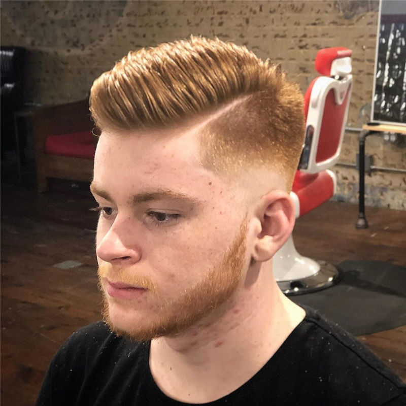 35 Cool Short Haircut For Men With Highlight In 2020 Page 32 Of 35 Lead Hairstyles