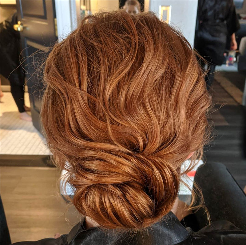 Gorgeous Wedding Hairstyles That Will Give You a Glammed Up Look-15