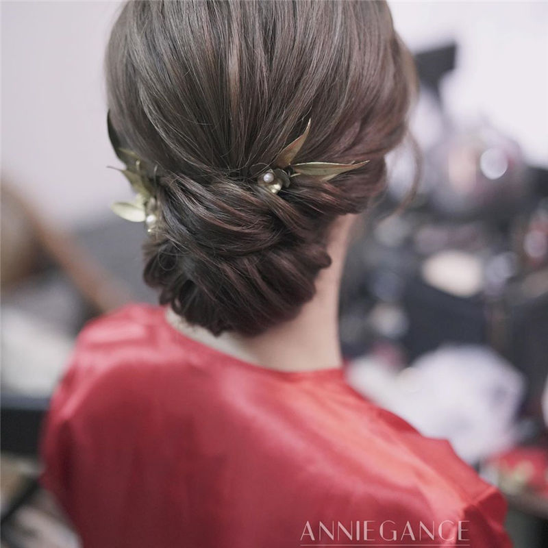 Gorgeous Wedding Hairstyles You May Like-02