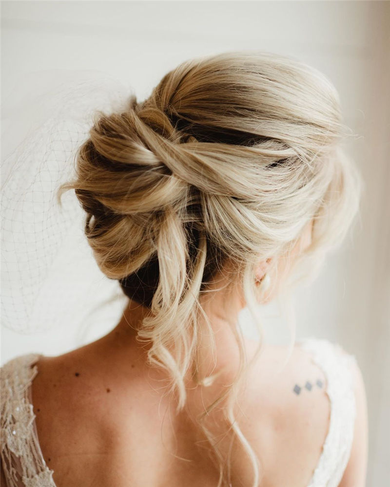 Gorgeous Wedding Hairstyles You May Like-03