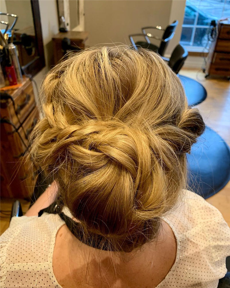 Gorgeous Wedding Hairstyles You May Like-05