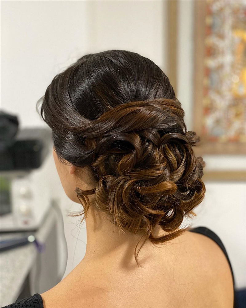 Gorgeous Wedding Hairstyles You May Like-06