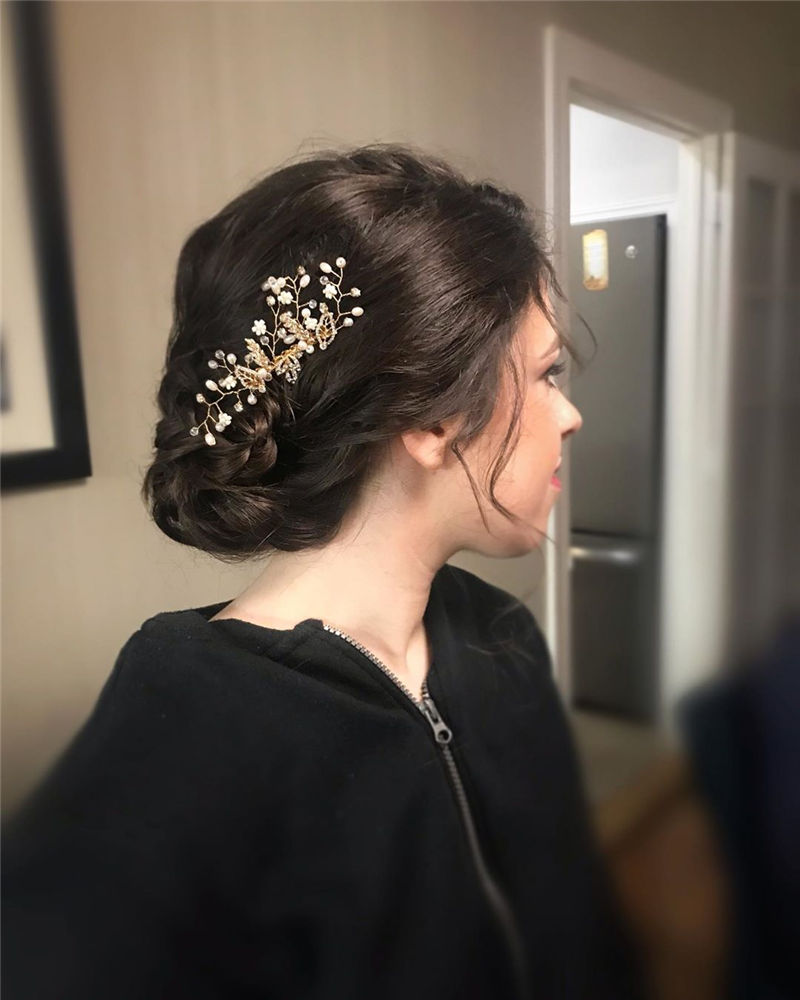 Gorgeous Wedding Hairstyles You May Like-07