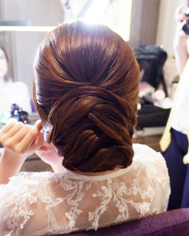 Gorgeous Wedding Hairstyles You May Like-08