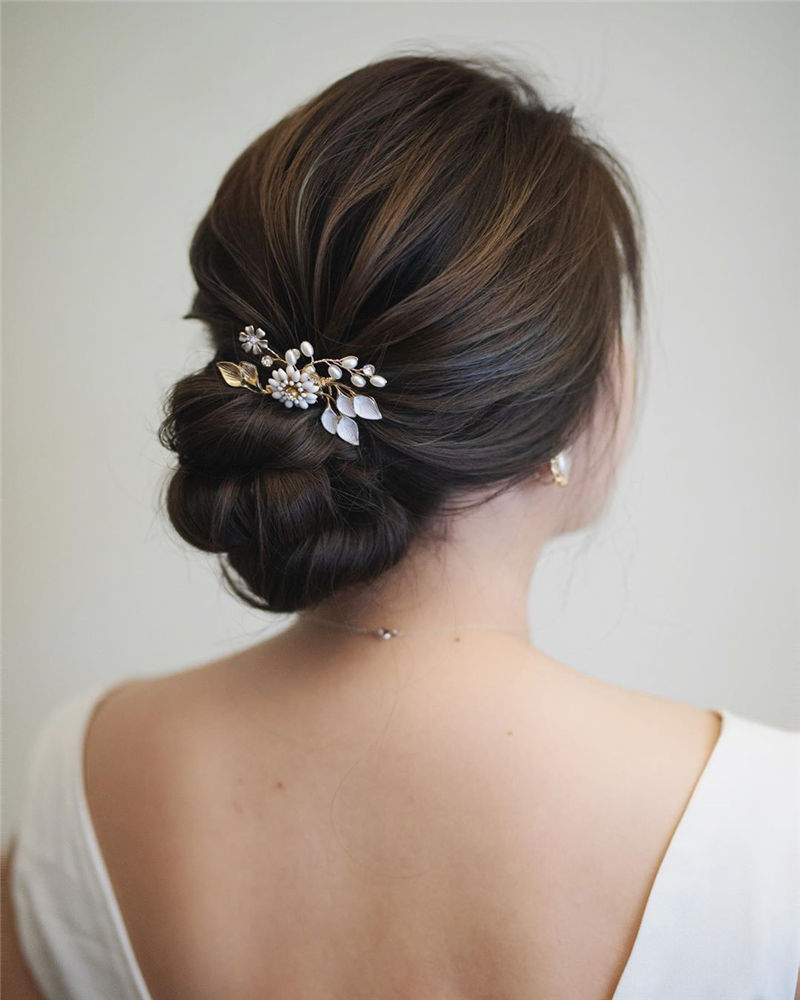 Gorgeous Wedding Hairstyles You May Like-09