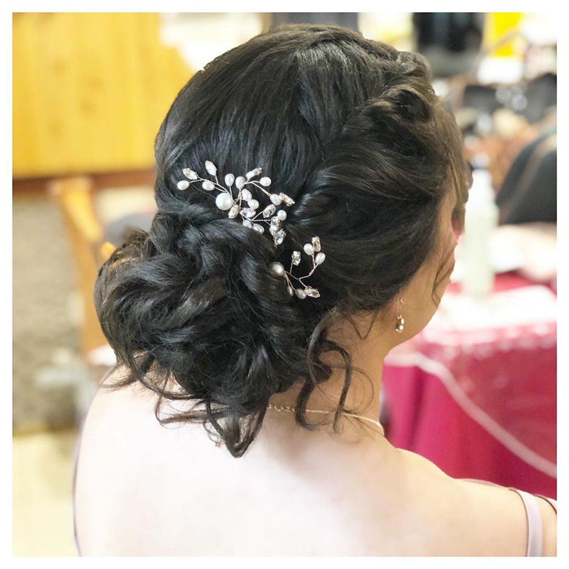 Gorgeous Wedding Hairstyles You May Like-10