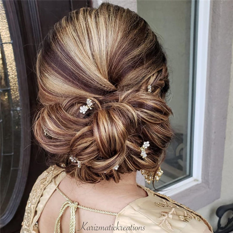 Gorgeous Wedding Hairstyles You May Like-12