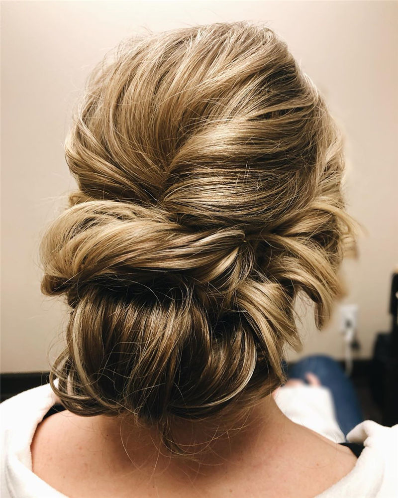 Gorgeous Wedding Hairstyles You May Like-19