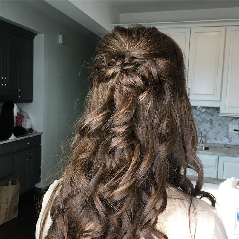 Gorgeous Wedding Hairstyles You May Like-20