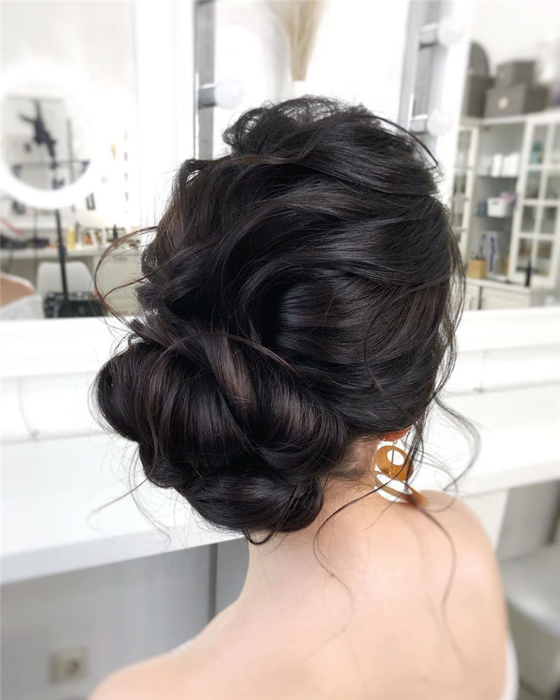 Gorgeous Wedding Hairstyles You May Like-22