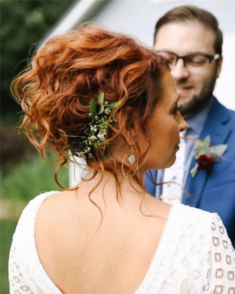 Gorgeous Wedding Hairstyles You May Like-26