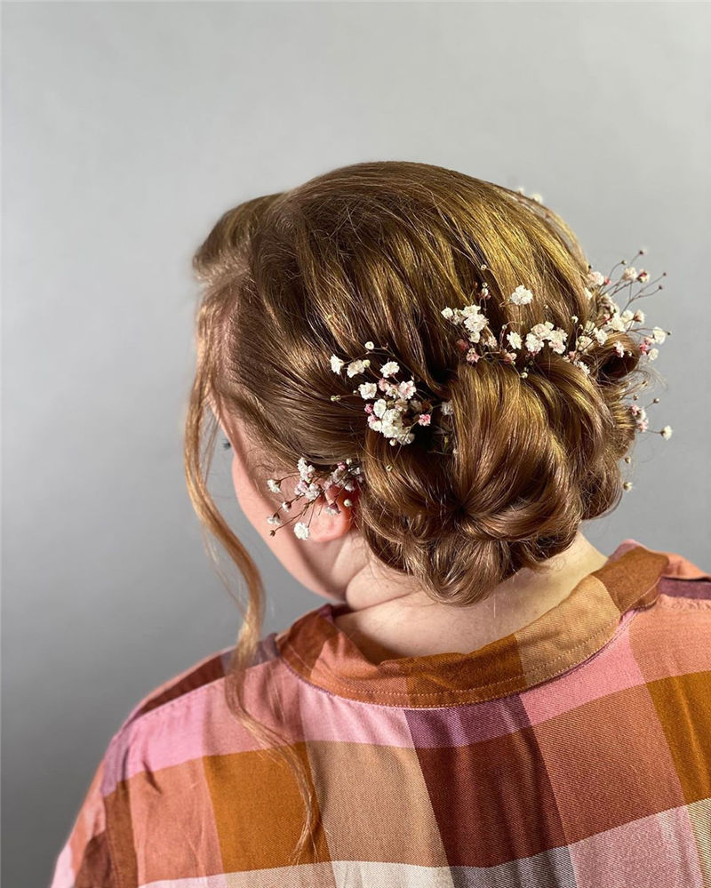 Gorgeous Wedding Hairstyles You May Like-30