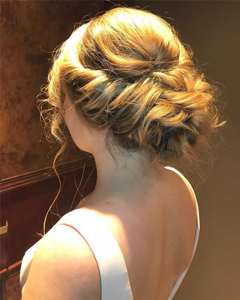 Gorgeous Wedding Hairstyles You May Like-33