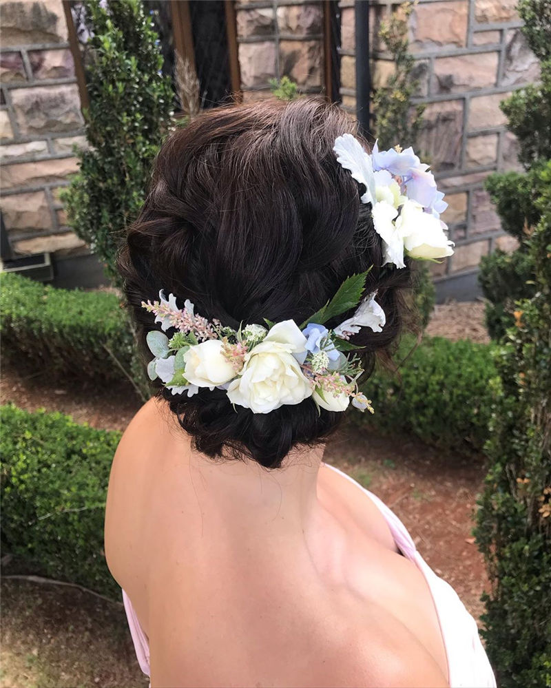 Gorgeous Wedding Hairstyles You May Like-34