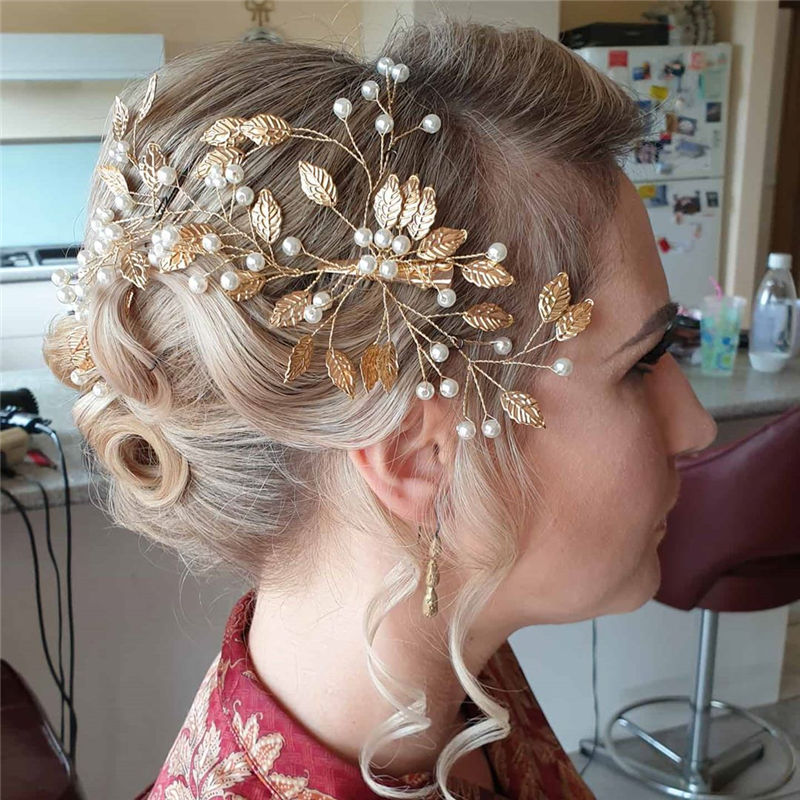 Gorgeous Wedding Hairstyles You May Like-35