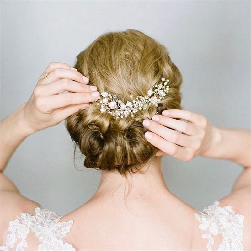 Gorgeous Wedding Hairstyles You May Like-36
