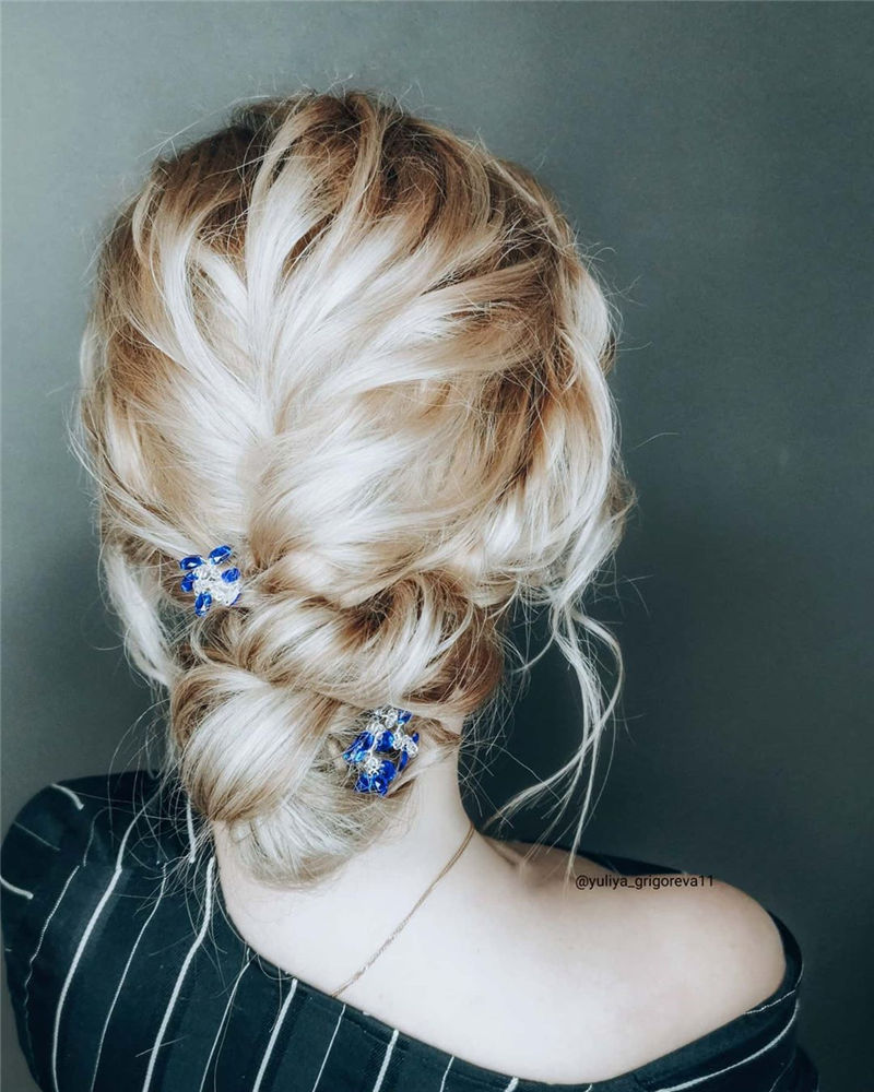 Gorgeous Wedding Hairstyles You May Like-39