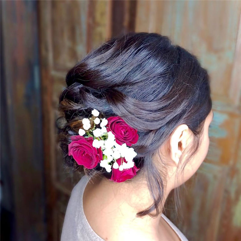 Gorgeous Wedding Hairstyles You May Like-40