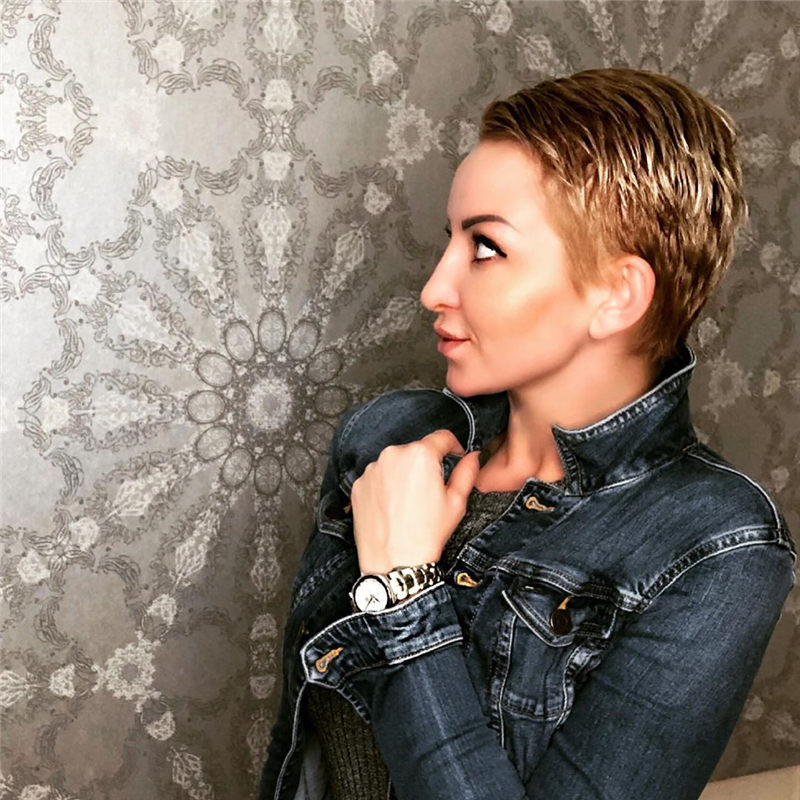 Great Trendy Pixie Haircuts to Refresh Your Style-29