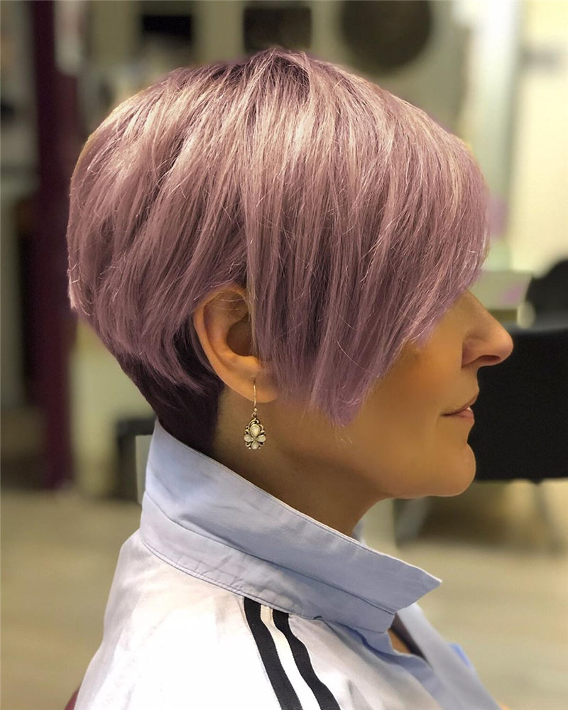Great Trendy Pixie Haircuts to Refresh Your Style-31