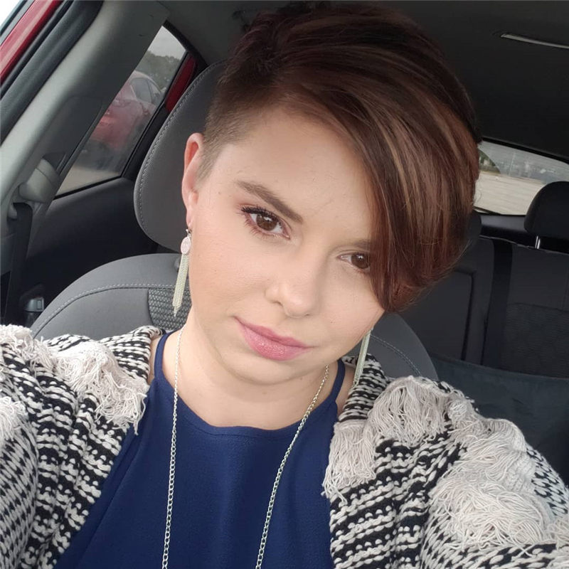 Great Trendy Pixie Haircuts to Refresh Your Style-41