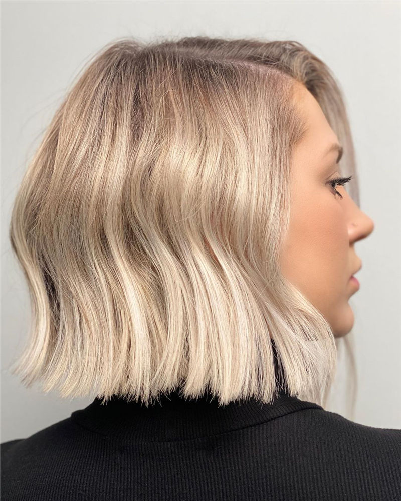 New Short Haircut Styles You Will Love 2020-03