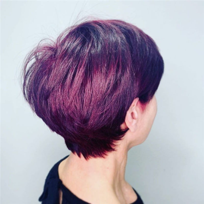 New Short Haircut Styles You Will Love 2020-27
