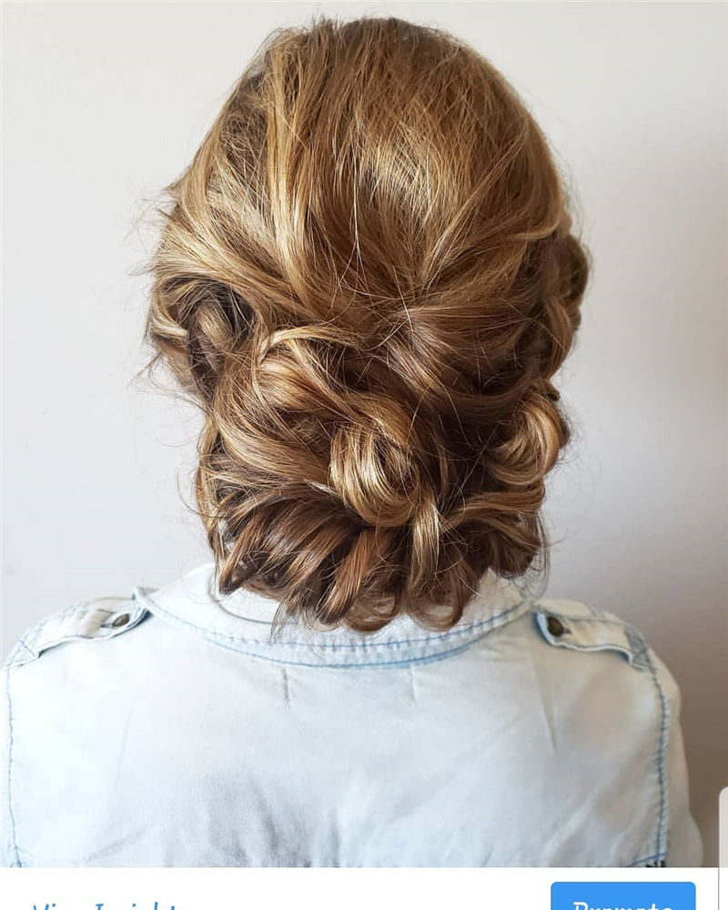 New Updos You'll Love to Wear in 2020-05