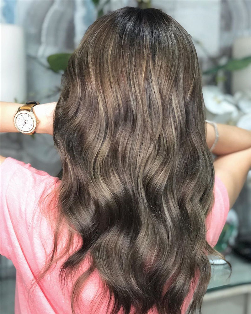 Trendy Long Hairstyles You Can't Avoid-02