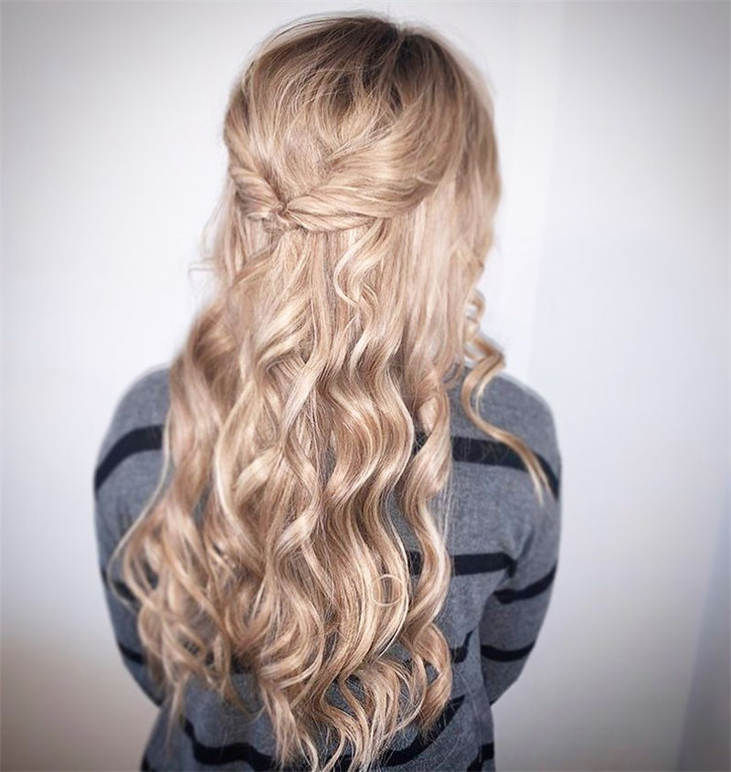 Trendy Long Hairstyles You Can't Avoid-19