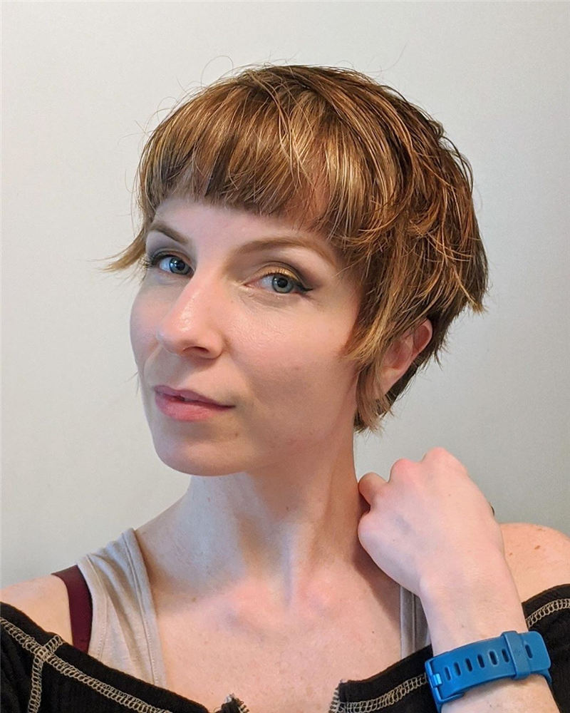 Awesome Short Hairstyles in Sping 2020 02