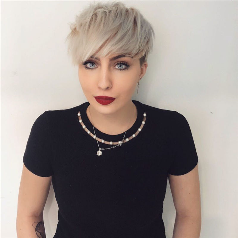 Best Pixie Haircuts to Look Cool 01