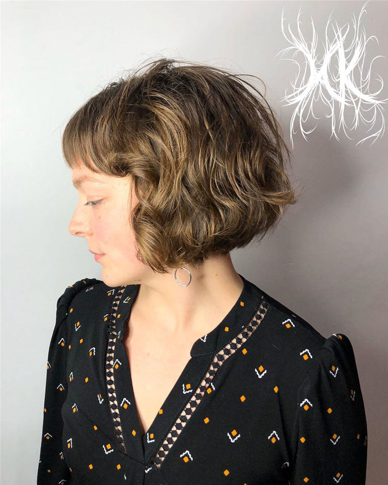 Best Short Curly Hairs That Will Inspire Your Next Look 01