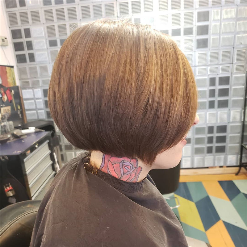 Best Short Hairstyles You Need to Try in 2020-15