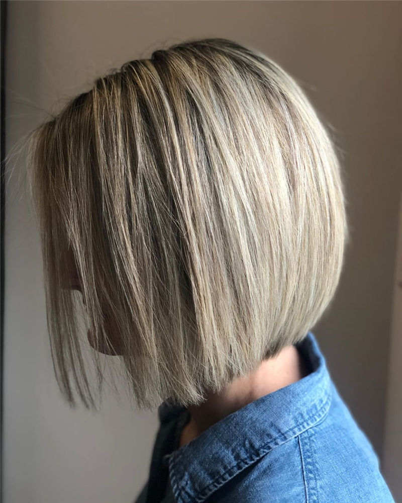 Best Short Hairstyles You Need to Try in 2020-28