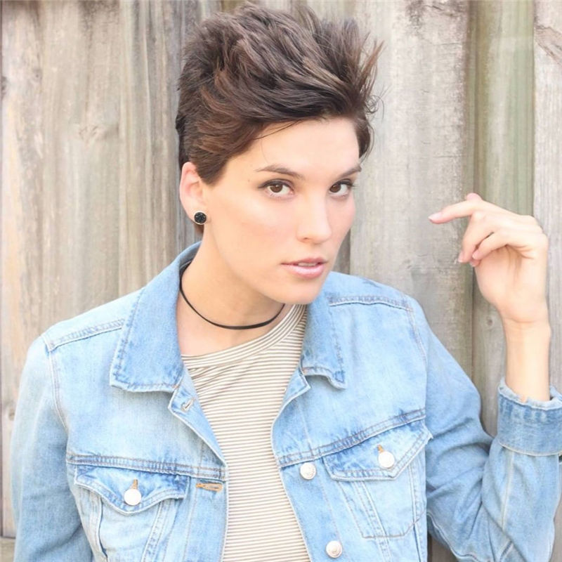 Best Short Hairstyles You Need to Try in 2020-37