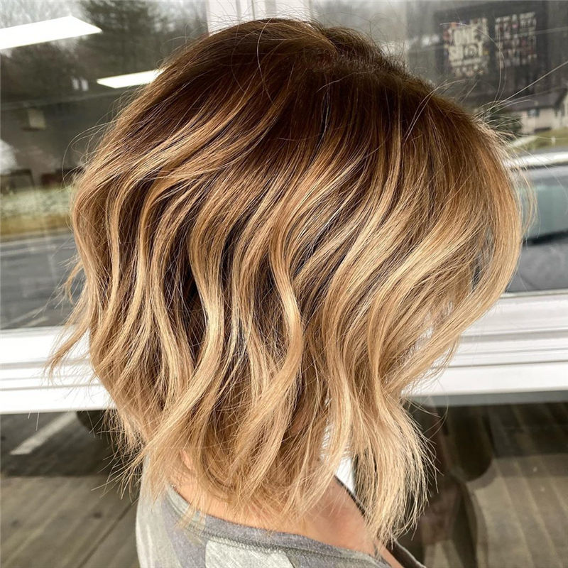 Chic Wavy Hairstyles You Can Do Yourself-11