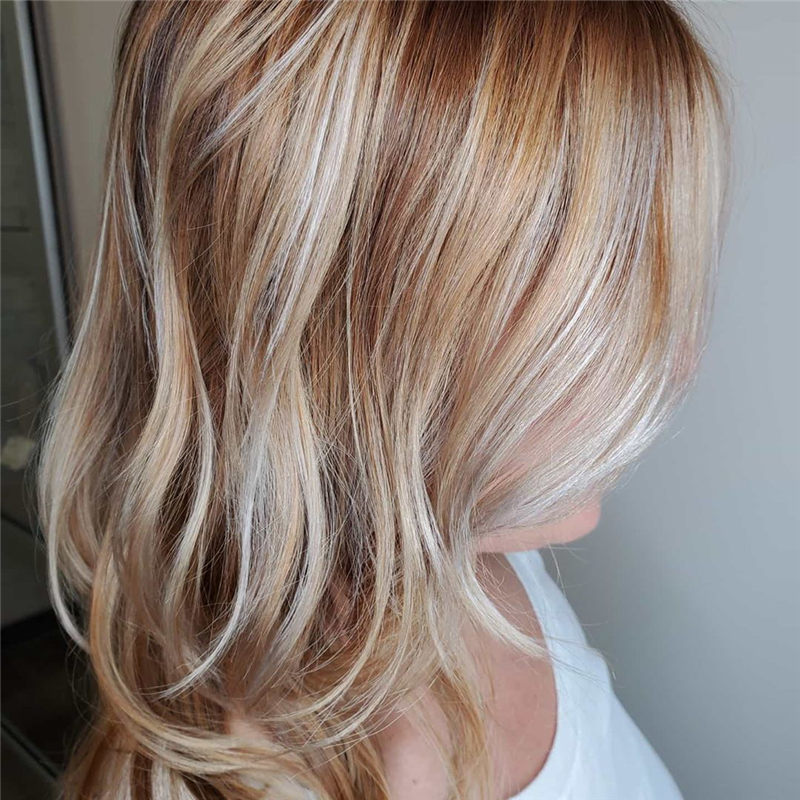 Chic Wavy Hairstyles You Can Do Yourself-15