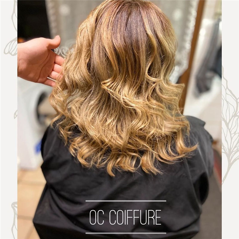 Chic Wavy Hairstyles You Can Do Yourself-18
