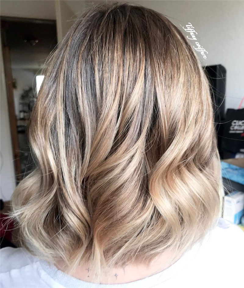 Chic Wavy Hairstyles You Can Do Yourself-38