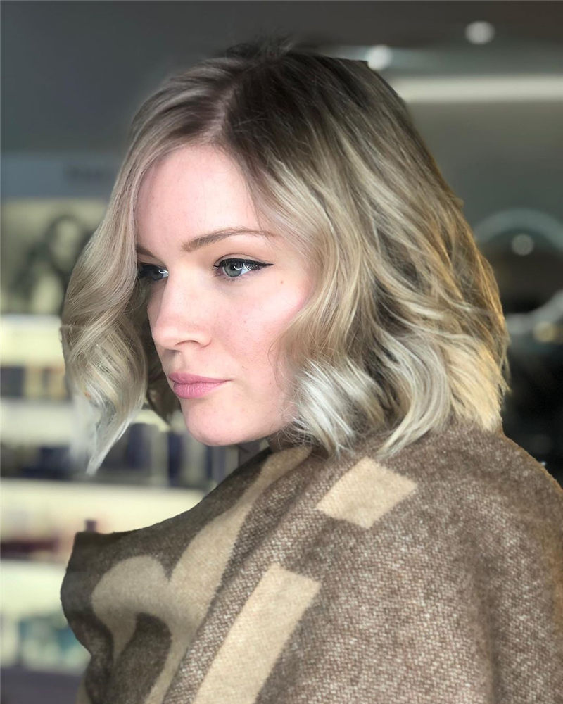 Chic Wavy Hairstyles You Can Do Yourself-41