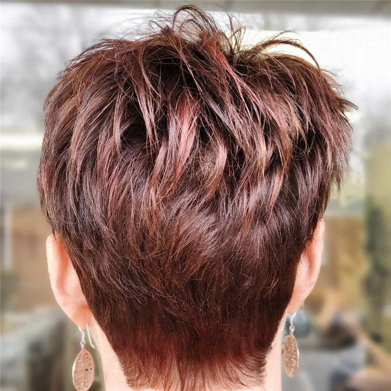 Classy and Simple Short Hairstyles You May Like 2020 01