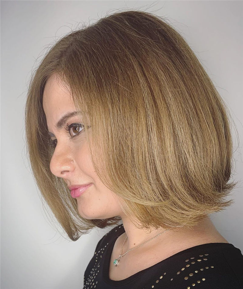 Cool Bob Haircuts You Should Try in 2020-13